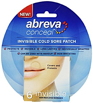 Abreva Cold Sore Patch
