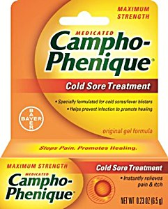 Campho-Phenique Cold Sore Treatment Review [Updated Sep 2019]