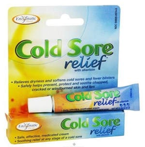 Enzymatic Therapy Cold Sore Relief Cream