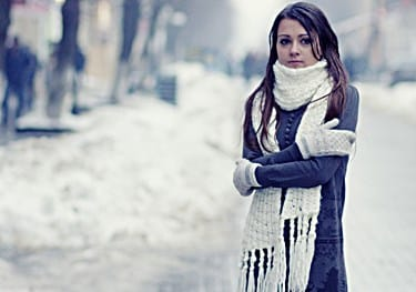 Cold Sores from Cold Weather